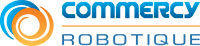 logo Commercy Robotique